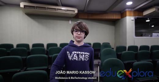 Student Testimonial - Bioscience Course